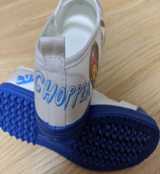 ワンピース上靴ハンドメイド