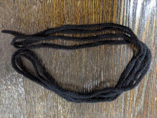 ハマナカ伸縮糸 マスクゴムの代用品