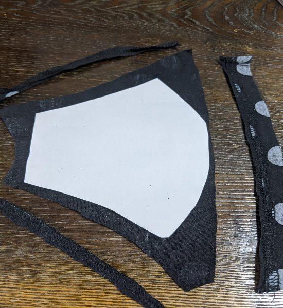 手作りマスク,tシャツリメイク,古着リメイク,息苦しくない,ベトナムマスク