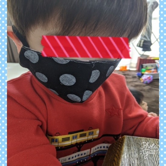 手作りマスク,息苦しくない,耳が痛くない,ずれない,tシャツマスク,古着リメイク