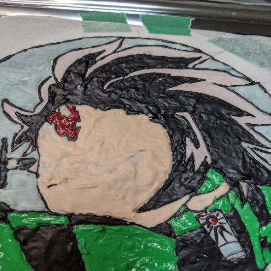 鬼滅の刃,炭治郎ケーキ