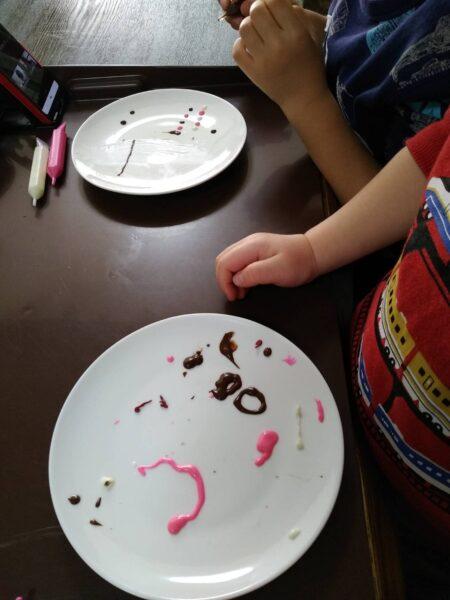 チョコペン教室,チョコペンアート,オンライン教室,お家時間,こども